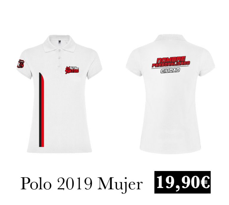 Polo 2019 Mujer RdG