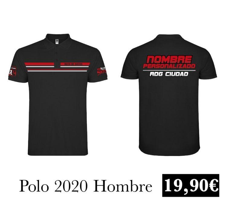 Polo 2020 Hombre RdG