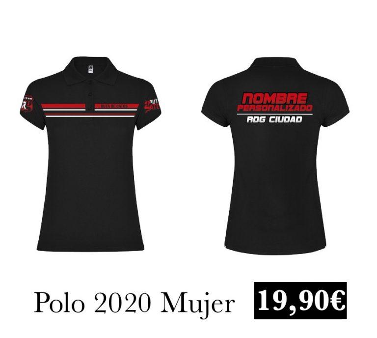 Polo 2020 Mujer RdG